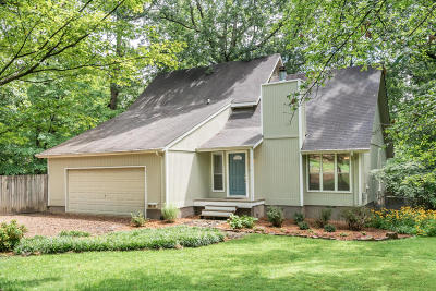 Signal Mountain Single Family Home Contingent: 3822 Walden Wood Ln