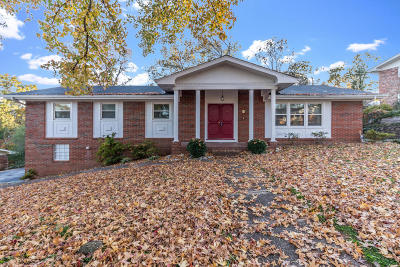 Hixson Single Family Home For Sale: 4620 Cloverdale Loop
