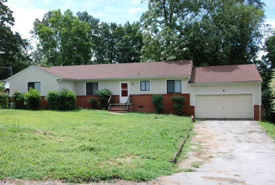 Chattanooga Single Family Home For Sale: 3516 Rhoda Ln