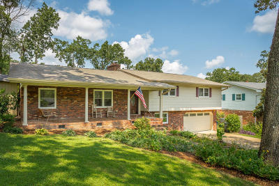 Hixson Single Family Home For Sale: 1325 N Glen Dr