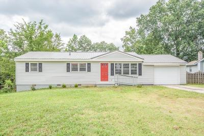Chattanooga Single Family Home For Sale: 6306 Wimberly Dr