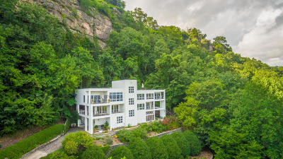 Signal Mountain Single Family Home Contingent: 1185 Lower Brow Rd