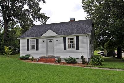 Trenton GA Single Family Home Contingent: $71,000