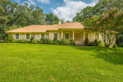 Chattanooga Single Family Home For Sale: 9407 Cathowken Dr