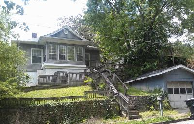 Chattanooga Single Family Home Contingent: 806 Boylston St