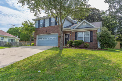Chattanooga Single Family Home For Sale: 6746 Triple Crown Ct