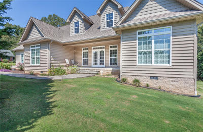 Cleveland Single Family Home For Sale: 1120 Greenridge Drive NW