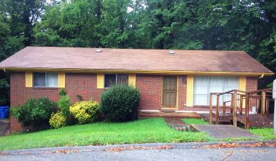 Chattanooga Single Family Home For Sale: 3007 Hoyt St