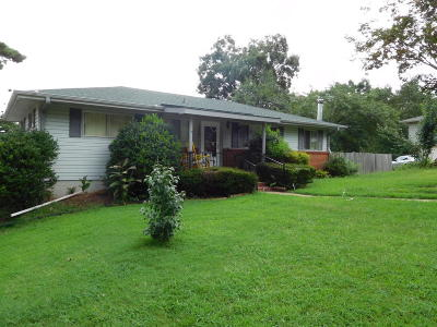 Chattanooga TN Single Family Home For Sale: $279,900