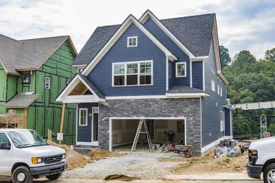 Chattanooga Single Family Home For Sale: 1778 Seven Pines Ln #Lot 36