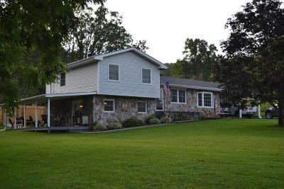 Marion Single Family Home For Sale: 3290 Pocket Rd