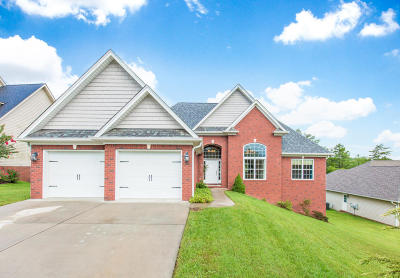 Soddy Daisy Single Family Home Contingent: 616 Sunset Valley Dr