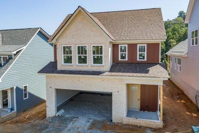 Chattanooga Single Family Home For Sale: 1810 Seven Pines Ln #Lot 40