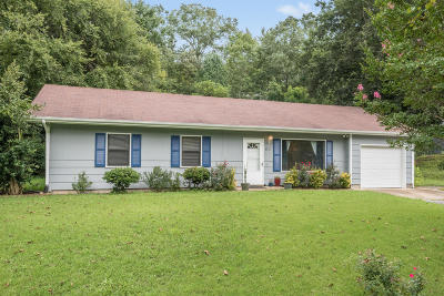 Apison Single Family Home Contingent: 10909 Short Cut Rd
