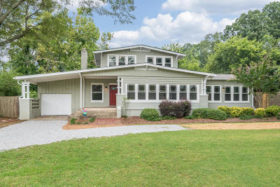 Chattanooga Single Family Home For Sale: 211 Hillcrest Ave