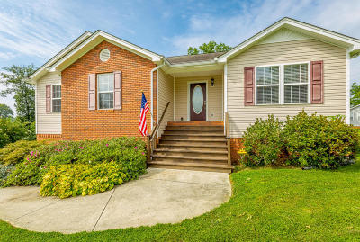 Soddy Daisy Single Family Home For Sale: 9147 Broad Leaf Ln