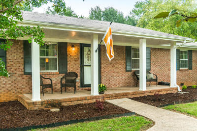 Chattanooga Single Family Home For Sale: 8005 Holly Hills Dr