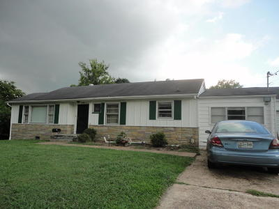 Chattanooga Single Family Home For Sale: 3402 Connelly Ln