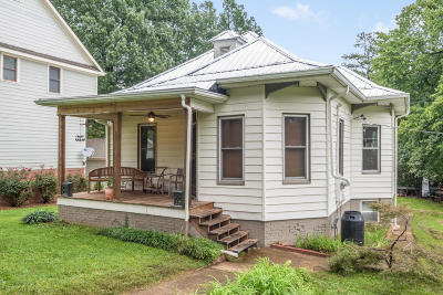 Chattanooga Single Family Home For Sale: 1126 W Mississippi Ave