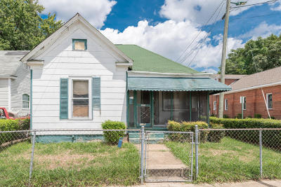 Chattanooga Single Family Home For Sale: 1125 Garfield Ave