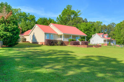 Cedar Bluff, Mentone, Fort Payne, Gaylesville, Valley Head, Menlo, Cloudland Single Family Home For Sale: 785 County 194 Rd
