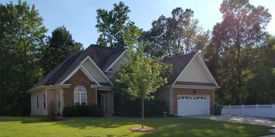Chattanooga Single Family Home For Sale: 8108 Caneadea Trl