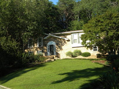 Chattanooga Single Family Home For Sale: 1022 Brynewood Ter