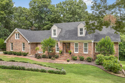 Chattanooga Single Family Home For Sale: 9409 Woody Hollow