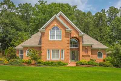 Chattanooga Single Family Home For Sale: 8201 Gatehouse Xing