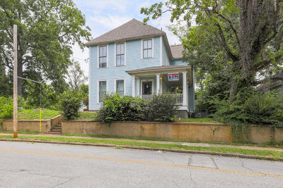 Chattanooga Single Family Home For Sale: 1705 Vance Ave