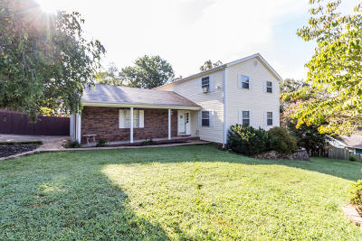 Chattanooga Single Family Home For Sale: 2422 Haven Cove Ln