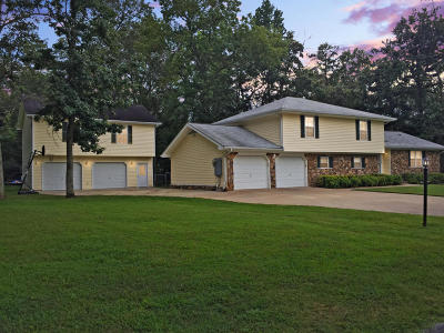 Chattanooga Single Family Home For Sale: 9401 Berkshire Cir
