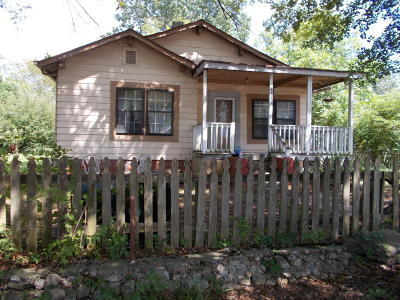 Chattanooga Single Family Home For Sale: 3318 Clio Ave