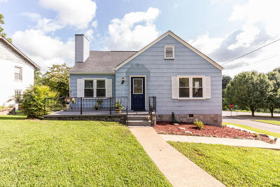 Chattanooga Single Family Home For Sale: 3811 Northview Ave