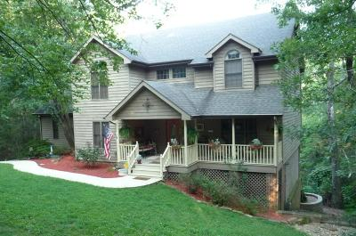 Signal Mountain Single Family Home For Sale: 933 Falling Water Tr