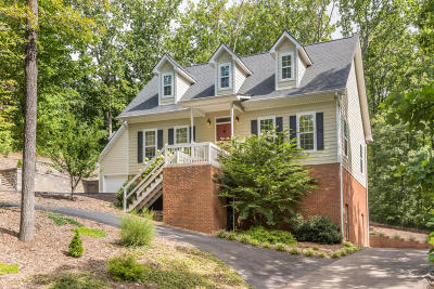 Signal Mountain Single Family Home For Sale: 20 Stonehaven Dr