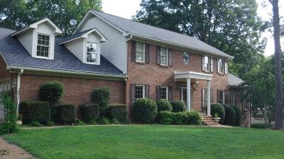 Ringgold Single Family Home For Sale: 590 Mason Dr