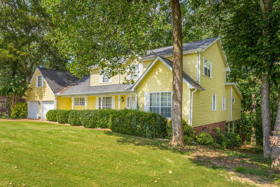 Hixson Single Family Home For Sale: 1643 Colonial Shores Dr