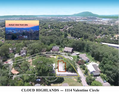 Chattanooga Residential Lots & Land For Sale: Valentine Cir