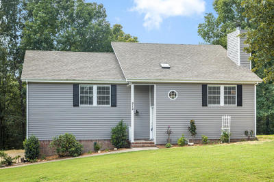 Ooltewah Single Family Home Contingent: 6116 Blue Ash Dr