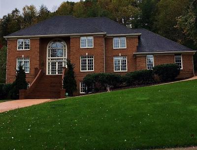 Signal Mountain Single Family Home For Sale: 18 Ridgerock Dr
