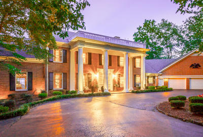 Lookout Mountain Single Family Home For Sale: 165 Gnome Trail