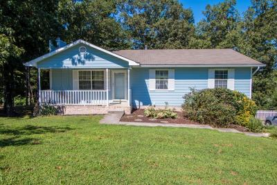 Ooltewah Single Family Home Contingent: 5433 Village Garden Dr