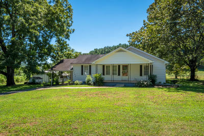 Sale Creek Single Family Home Contingent: 1128 Turner Rd