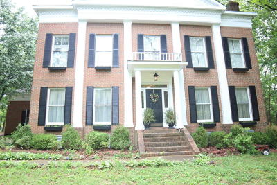 Lookout Mountain Single Family Home For Sale: 1225 Scenic Hwy