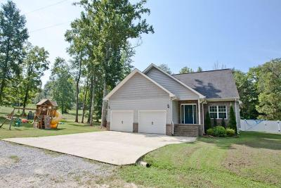 Trenton Single Family Home For Sale: 118 Shadow Valley Ln