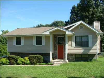 Ooltewah Single Family Home Contingent: 5012 Hunter Village Dr