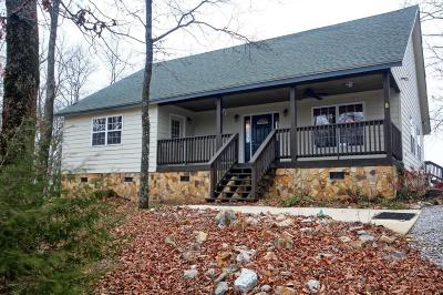 Pikeville Single Family Home For Sale: 2253 Porch Rock Rd