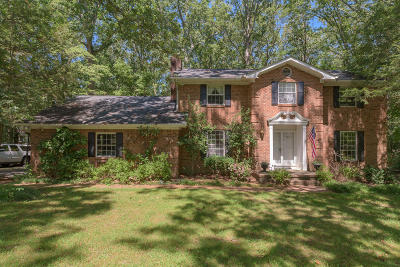 Signal Mountain Single Family Home Contingent: 804 W Crown Point Rd