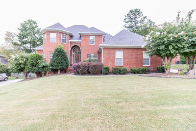 Ringgold Single Family Home For Sale: 423 Magnolia Pl